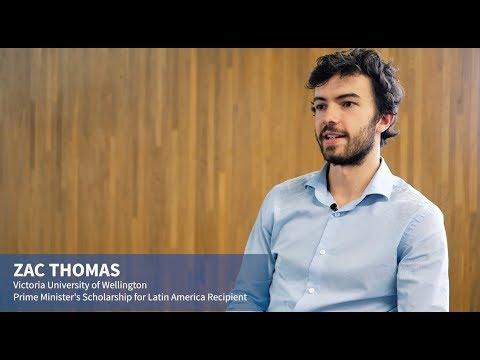Internship in Latin America - Business Testimonial -  Zac's Experience