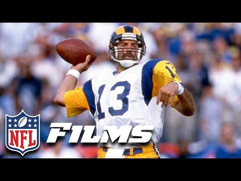 Kurt Warner's Hall of Fame Profile: The Greatest Undrafted Player of AllTime  NFL Films
