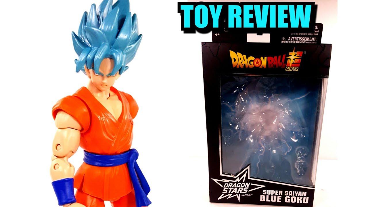 Dragon Stars Super Saiyan Blue Goku Figure Series 2 Dragon Ball Super