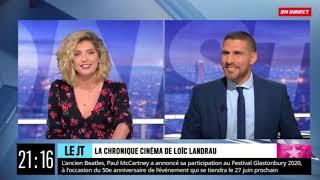 Loïc Landrau - Chroniqueur cinéma