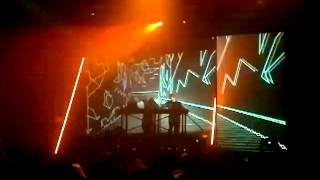 "Modeselektor - ""German clap"" live @ Electronic Beats Festival Zagreb 2012"