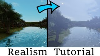 How to add Realism to Roblox Games TUTORIAL