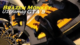 ► U1tramag ★ Brazen Monkey!!! (Самый жуткий фильм GTA Online) ツ