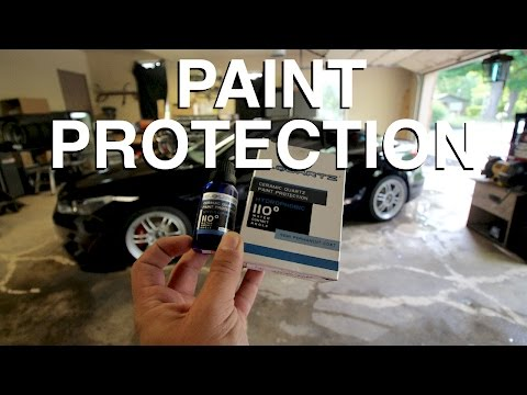 How to Protect Your Paint with Ceramic Coatings