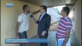Defesa do consumidor: Paulo Gomes é ameaçado por funcionários de transportadora thumbnail