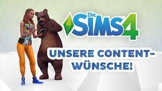 Unsere Content-Wünsche für Die Sims 4! | sims-blog.de