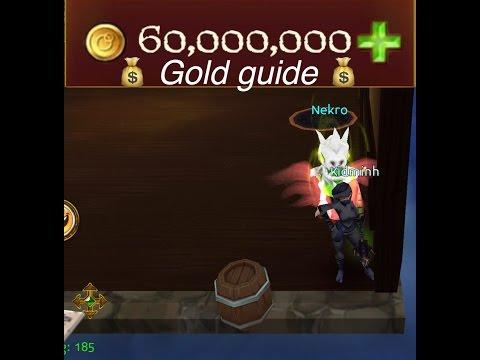 Arcane Legends | Gold Guide
