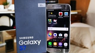Samsung Galaxy S7 - Обзор