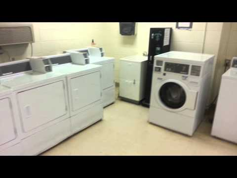 A Good Tenant Coin Laundry Room Managed By National Laundry Equipment