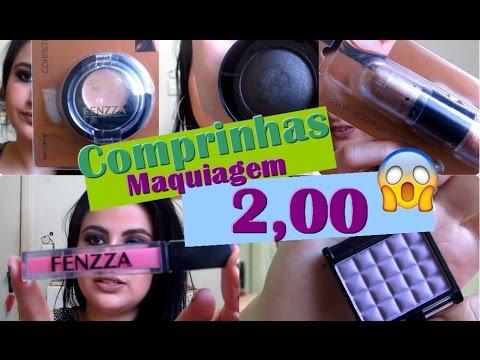 Comprinhas - Maquiagens a R$ 2,00