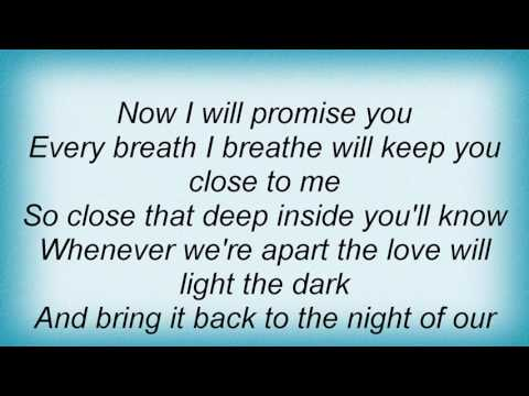 Regina Belle - From Now On Lyrics