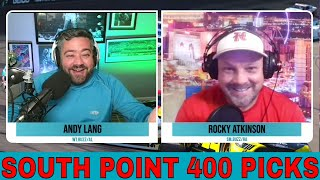 South Point 400 Betting Preview from Vegas | NASCAR Picks and Predictions | Life in The Fast Lane