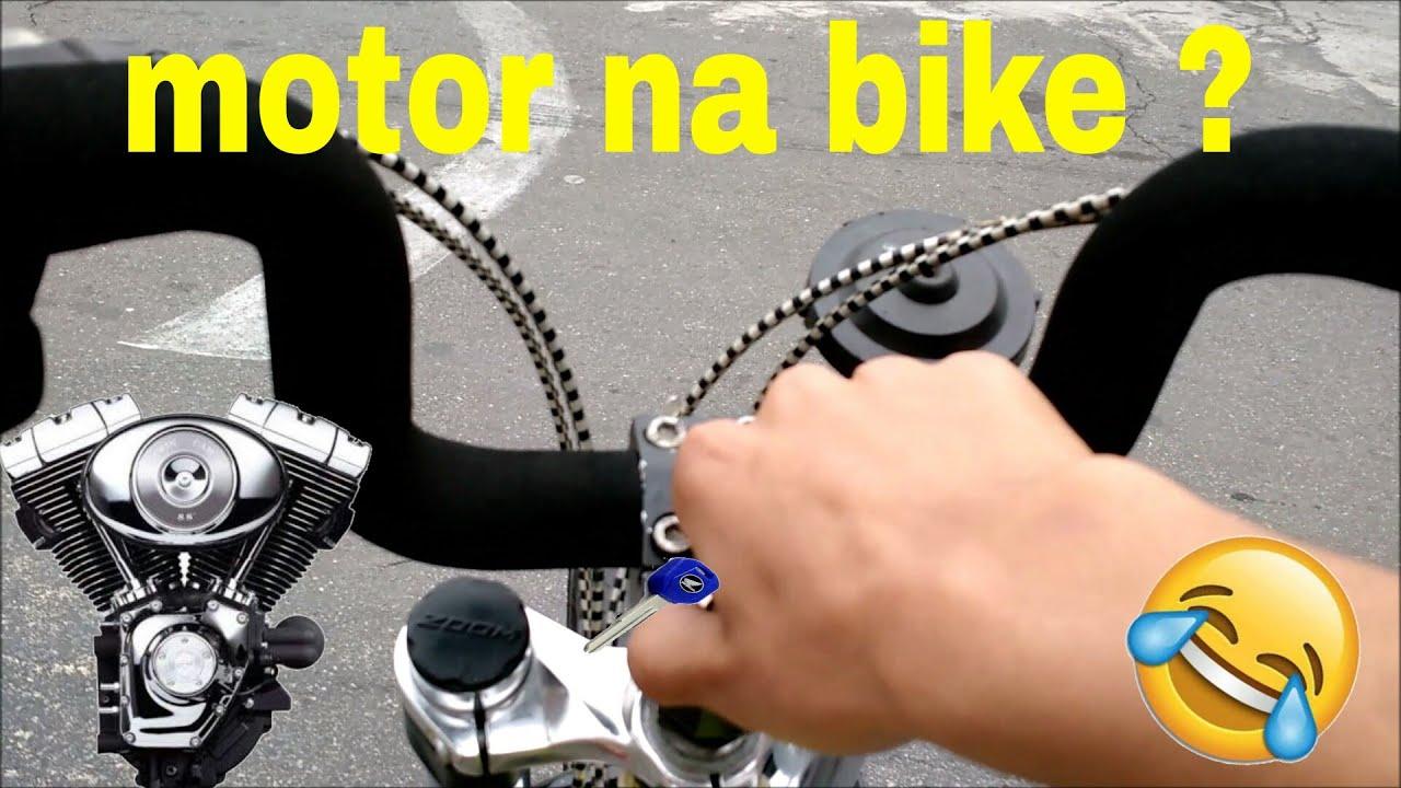 Como Fazer Um Motor Para Bike Youtube
