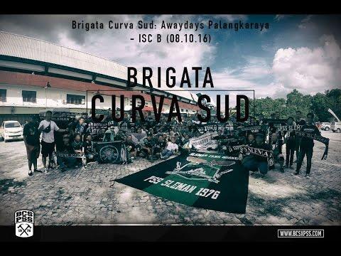Brigata Curva Sud: Awaydays Palangkaraya - ISC B (08.10.16)