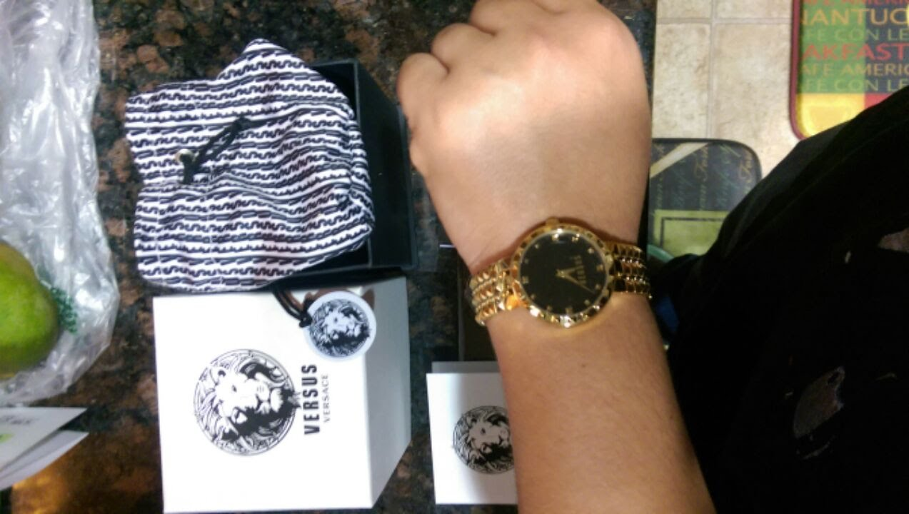 versus by versace watch review versus by versace watch review