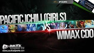 pcgph july b pacific ichill girls vs wimax cdo
