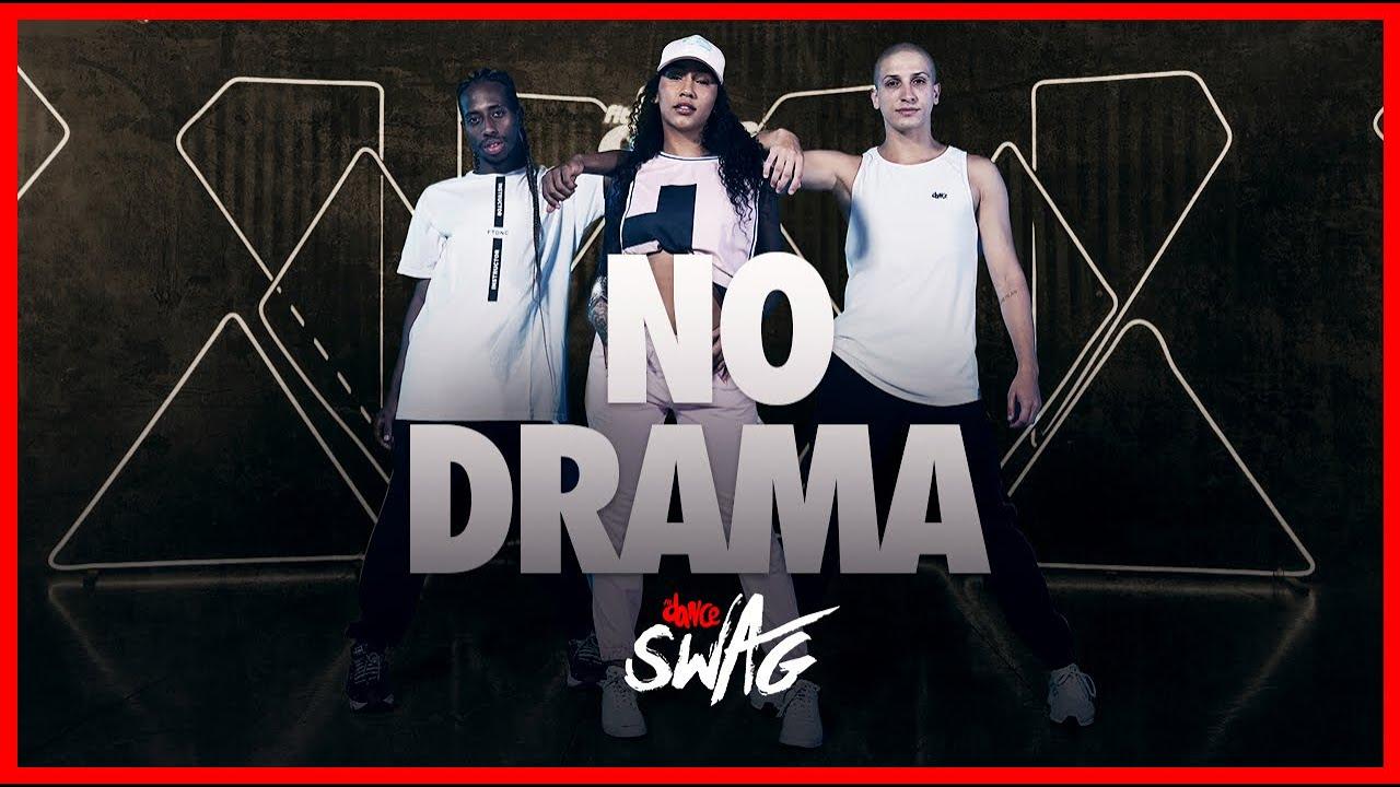No Drama  - Tinashe feat. Offset | FitDance Swag (Coreografia) | Dance Video