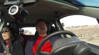 Robert & Gloria travel U.S. Route 93 South thru Wikiup, Arizona, 19 Dec 15, GP060630