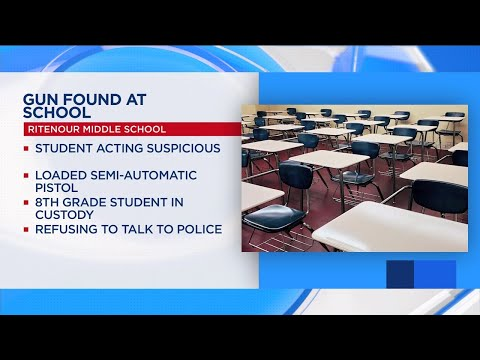 Student brought gun to Ritenour Middle School, police say