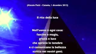 Lu ritu di la luci - di Alessio Patti (Poesia in Lingua Poetica Siciliana)