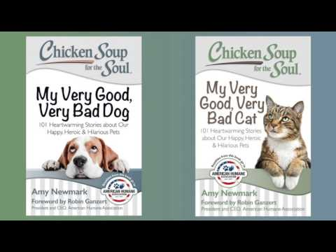 """Robin Ganzert interview on Fox News Radio about new """"Chicken Soup for the Soul"""" books"""