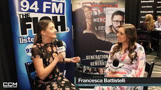 Francesca Battistelli | 52nd GṀA Dove Awards
