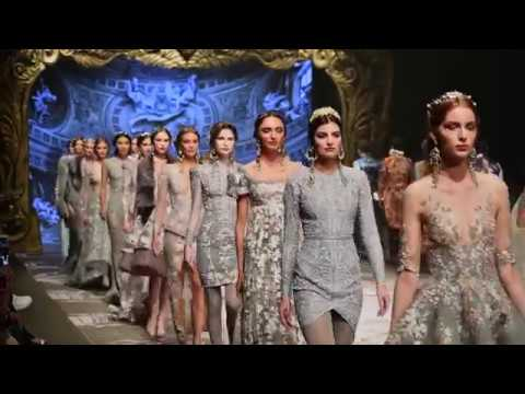 Michael Cinco Fall-Winter 2017 FFWD Dubai