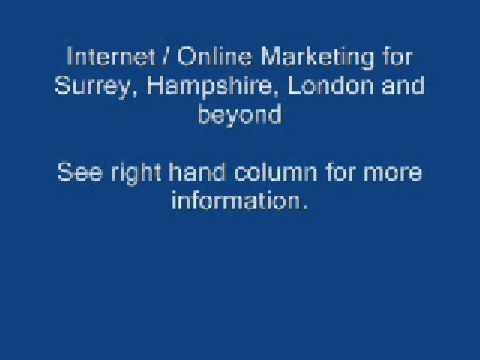 Internet Marketing / SEO (Search Engine Optimisation) Hampshire Sussex London Surrey