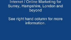 Internet Marketing / SEO (Search Engine Optimisation) Hampshire Sussex London Surrey