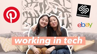 What It's Like to Work in the Tech Industry 👩🏻💻
