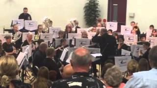 Gold Coast City Wind Orchestra - Star Trek into Darkness (