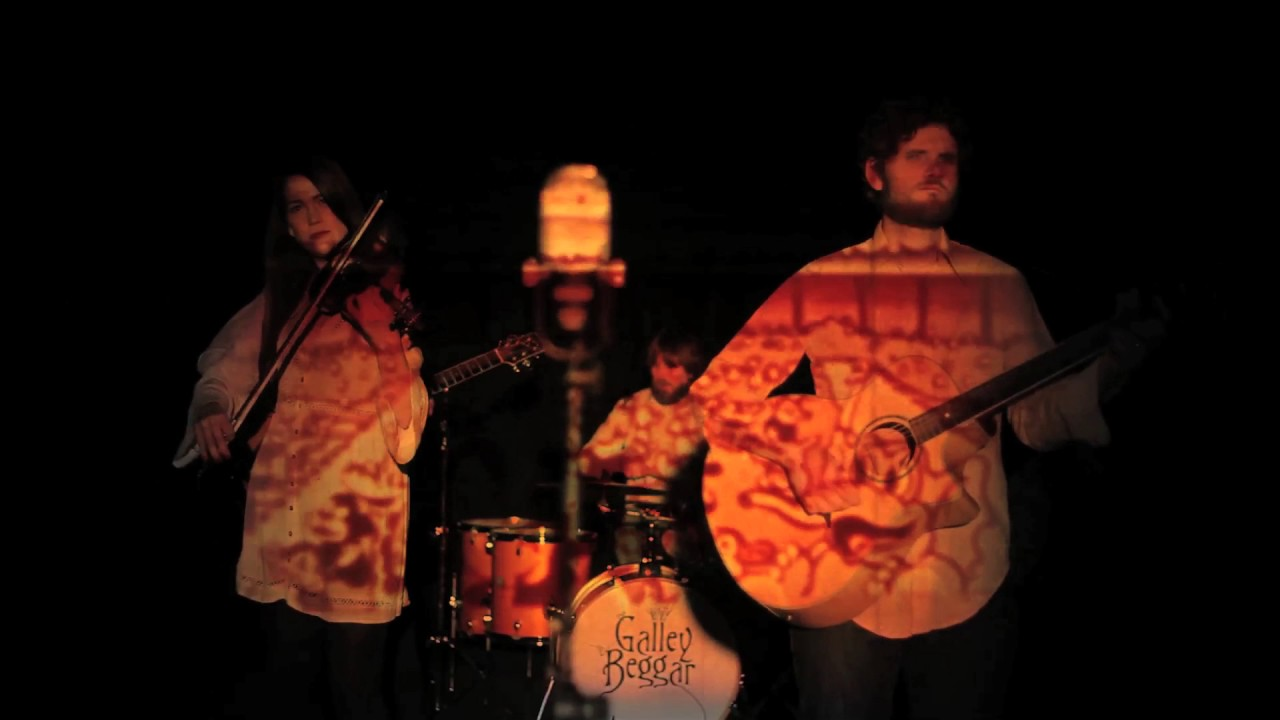 galley beggar - moon & tide (official) - youtube