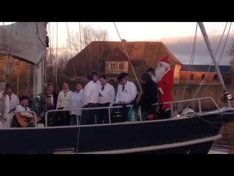 St. Nikolaus war ein Seemann...