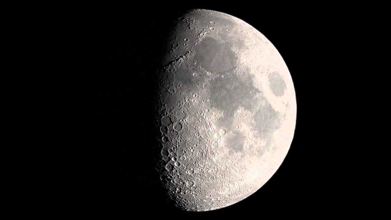 Phases of the Moon [1080p] - YouTube