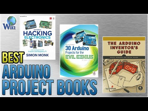 10 Best Arduino Project Books 2018