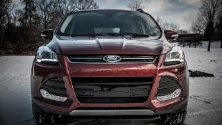 Real World Review: 2016 Ford Escape Titanium AWD