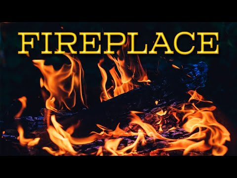 Smooth JAZZ & Fireplace - Warm Fireplace JAZZ Music For Relaxing - Chill Out Music