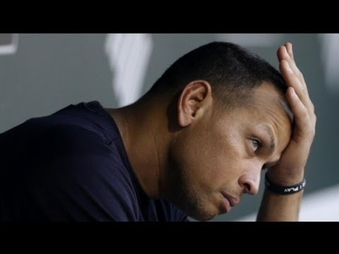 A-Rod Suspended for 2014 MLB Season