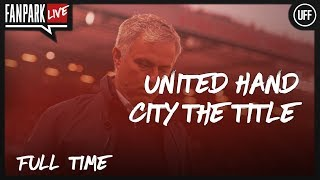 United Hand City The League - Manchester United 0-1 West Brom - Full Time Phone In - FanPark Live
