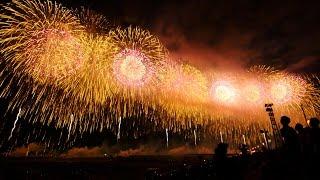 3日の長岡花火はフェニックス10周年ということで、平原綾香さんも駆けつ...