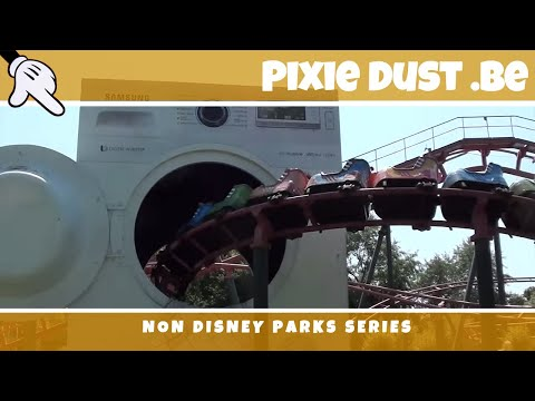 🎢 Non-Disney Parks SERIES: Plopsaland Belgium, Wizzy & Woppy Zone