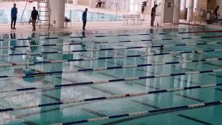 Publication Date: 2018-10-25 | Video Title: 福德學校, 2018~19九北學界游泳比賽,女丙50米蛙式