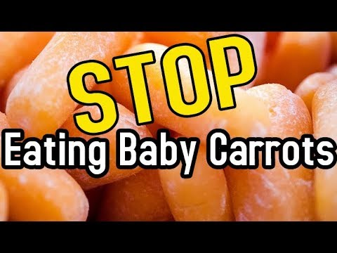 You Should STOP Eating Baby Carrots for THIS Reason!