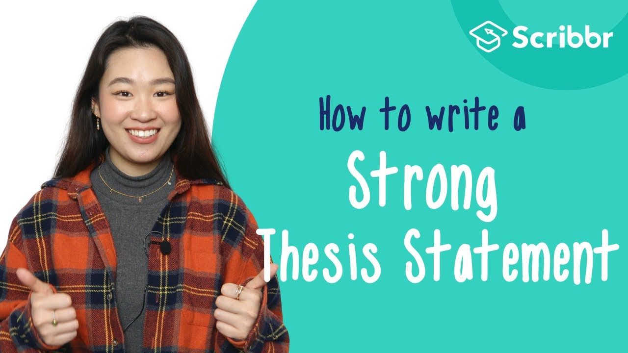 How to Write a Thesis Statement  13 Steps & Examples