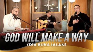 Philip Mantofa feat D๐n Moen - God Will Make A Way / Dia Buka Jalan (Official Philip Mantofa)