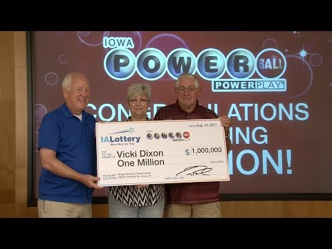 $1 Million Powerball Prize Claimed