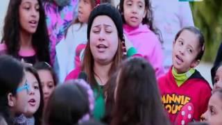بنات وولاد    ماما سلمي وأطفال البرنامج يغنون اغنية بنات وولاد على الهواء