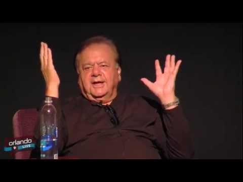 Orlando LIVE - Florida Film Festival 2014 - An Afternoon with Paul Sorvino