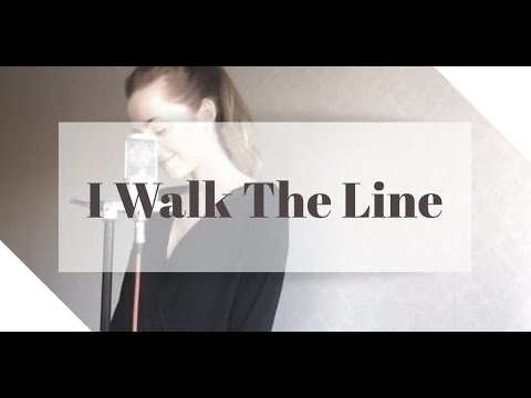Johnny Cash Cover - Sophie Hanson - I Walk The Line