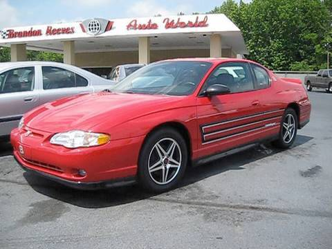 2004 Chevrolet Monte Carlo SS Dale Jr Signature Series Start Up, Exhaust,  And In Depth Tour   YouTube